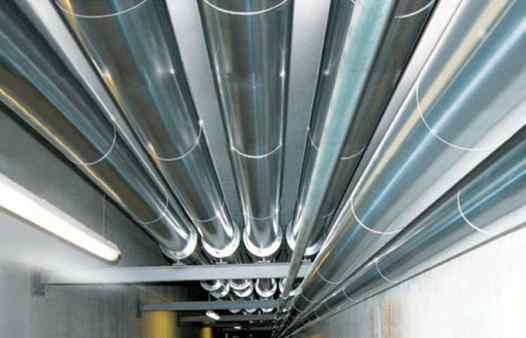 Povrchová ochrana izolací interiér