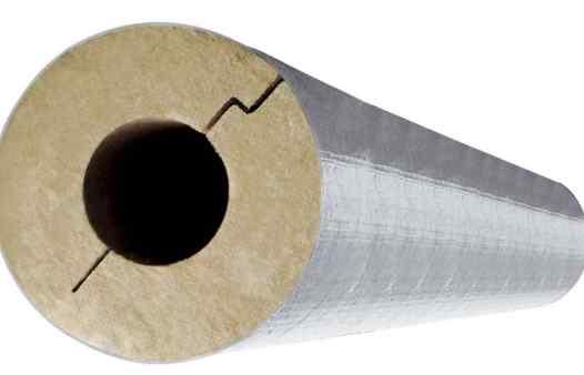 Potrubní izolační pouzdra z min. vaty