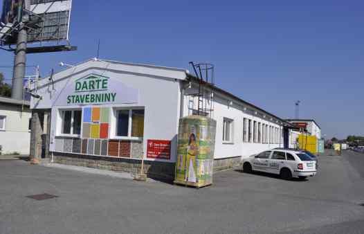 Darte - pobočka Praha 5